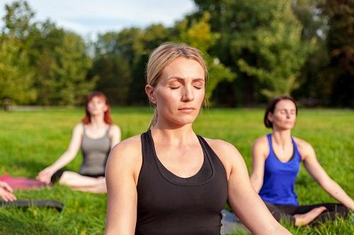 le yoga dans le 17ème arrondissement de Paris